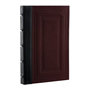"M-Edge Classic Kindle Jacket, Maroon (Fits 6"" Display, Latest Generation Kindle)"