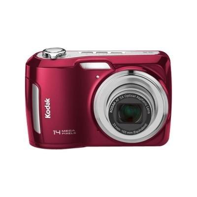 Kodak EasyShare C195 14 Megapixel Compact Camera - Red (8754509)