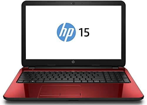 HP Pavilion 15-r030wm Intel Pentium N3520 2.17GHz 500GB 4GB DVDRW 15.6 Webcam Windows 8.1 Flyer Red (Certified Refurbished)