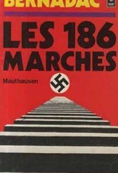 Livres Couvertures de Les 186 Marches. Mauthausen