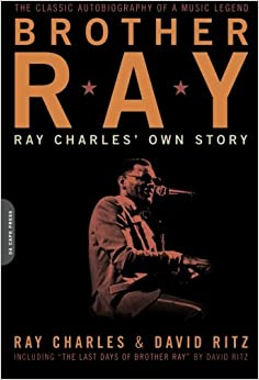 Brother Ray (Ray Charles & David Ritz) autobiography book