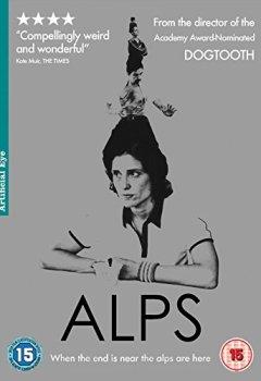 Livres Couvertures de Alps [Yorgos Lanthimos] [Edizione: Regno Unito] [Import anglais]