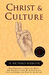 "Cover of ""Christ and Culture"""
