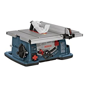 Bosch 4100 10-Inch Worksite Table Saw