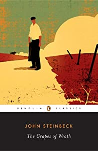 "Cover of ""The Grapes of Wrath (Penguin Cl..."