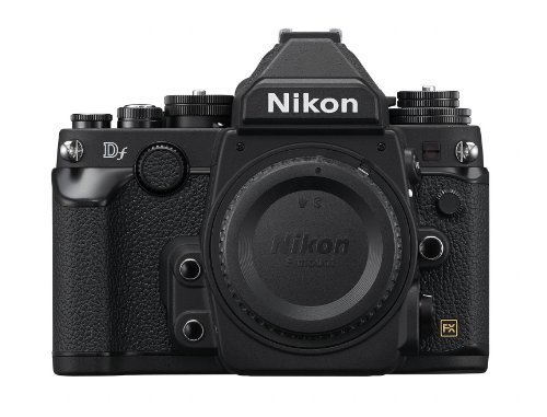Nikon Df 16.2 MP CMOS FX-Format Digital SLR Camera Body (Black)