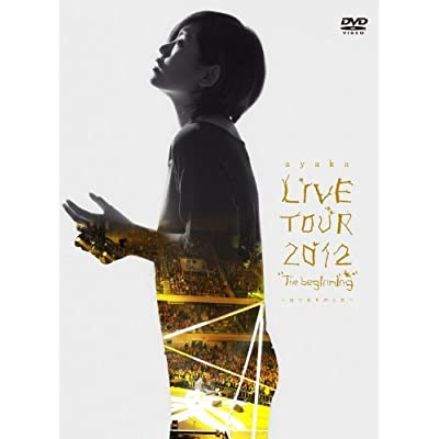 絢香 LIVE TOUR 2012 をAmazonでチェック!