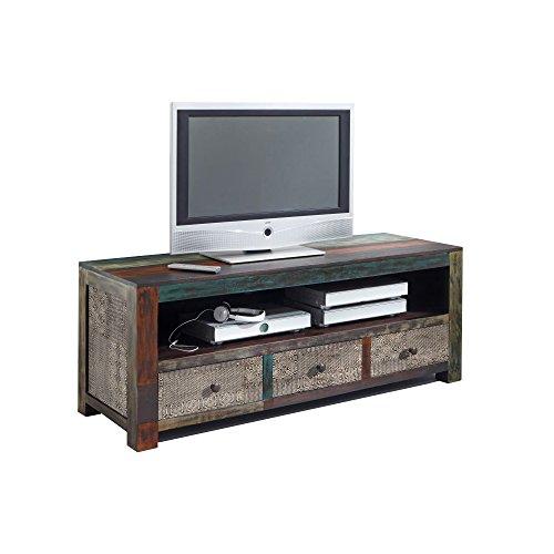 GOA 3507 Longboard, Holz, 55 x 150 x 60 cm, bunt
