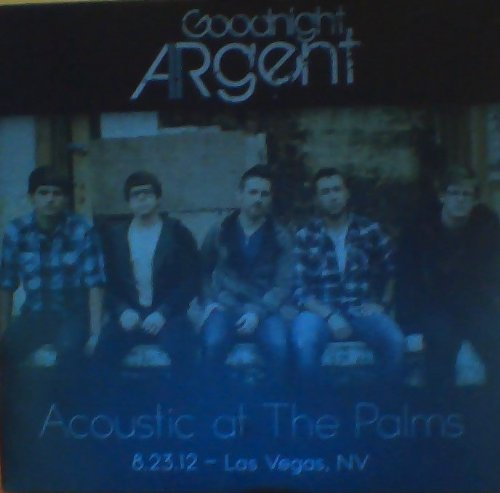 Acoustic At the Palms by Goodnight Argent, Mr. Media Interviews