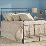 Fashion Bed Group Winslow Metal Headboard in Mahogany Gold Finish