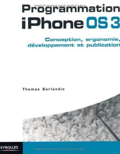 Programmation iPhone OS3