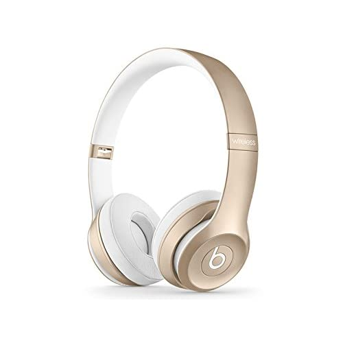 Beats by Dr.Dre Solo2 Wireless 密閉型ワイヤレスオンイヤーヘッドホン Bluetooth対応 BT ON SOLO2 WIRELS ゴールド SPECIAL EDITION [並行輸入品]