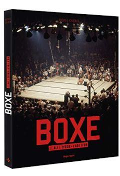 Livres Couvertures de Boxe de Ali à Tyson L'âge d'or