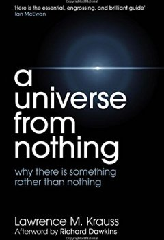 Livres Couvertures de A Universe From Nothing
