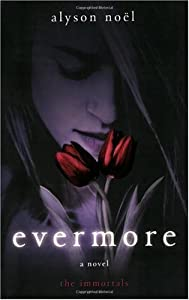 """Cover of """"Evermore: The Immortals"""""""