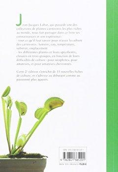 Livres Couvertures de Plantes carnivores comment les choisir et les cultiver facilement