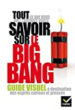 Le Big Bang par Gerbaud