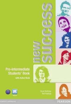 Livres Couvertures de New Success Pre-Intermediate Students' Book & Active Book Pack