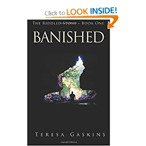 Banished: The Riddled Stone, Book One