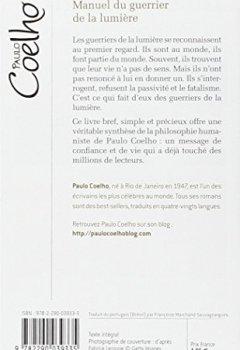 Livres Couvertures de Manuel du guerrier de la lumière
