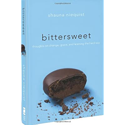 Bittersweet, book about change, change