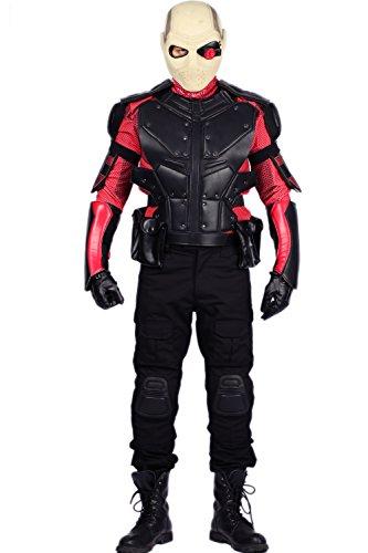 Deadshot Mask Helmet and Costume