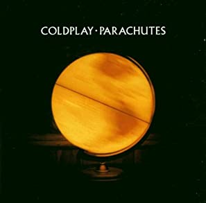 "Cover of ""Parachutes"""