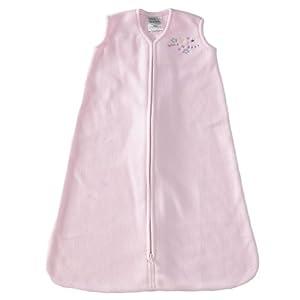 HALO SleepSack Wearable Blanket - Pink, Micro-Fleece