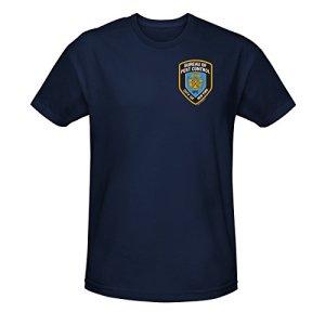 The-Strain-Bureau-of-Pest-Control-New-York-Unisex-T-shirt-Navy-XXL