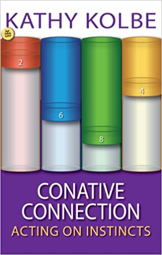 Conative Connection: Uncovering the Link Between Who You Are and How You Perform