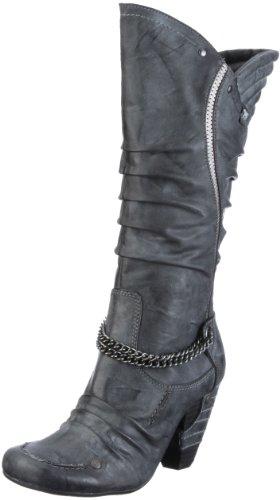Mustang 1046512/200, Damen Stiefel, Grau (Stein 200), EU 40