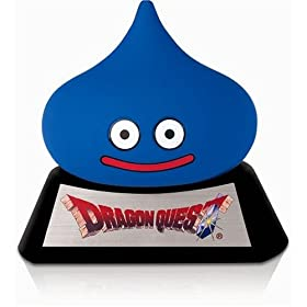 The iconic Slime from the Dragon Quest series.