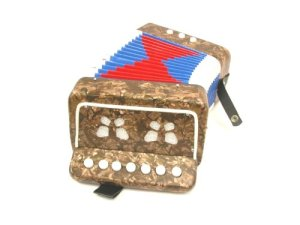ACCORDION-COPPER-7-KEY-BUTTON-ORGAN-accordian-Concertina-NEW