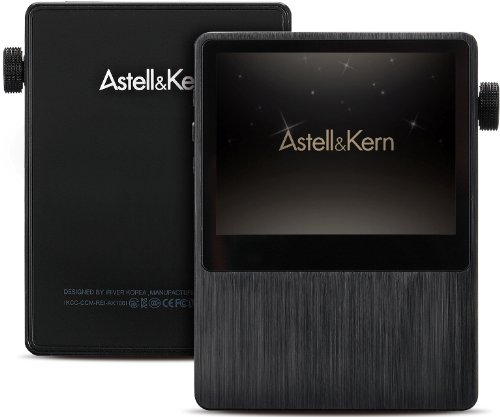 iriver Astell&Kern 192kHz/24bit対応Hi-Fiプレーヤー AK100 32GB ソリッドブラック AK100-32GB-BLK