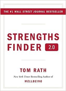 StrengthsFinder:找寻自己的天赋