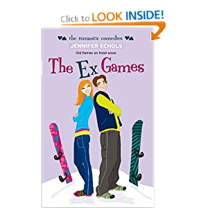 The Ex Games (Romantic Comedies)