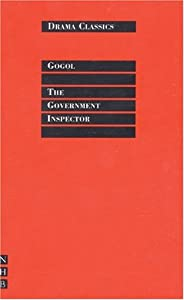 "Cover of ""The Government Inspector (Drama..."