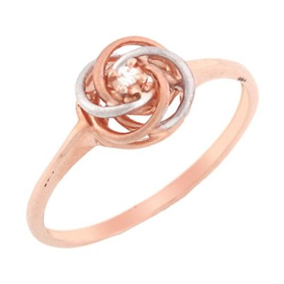 10k-Solid-Rose-Gold-Diamond-Swirly-Solitaire-Promise-Ring