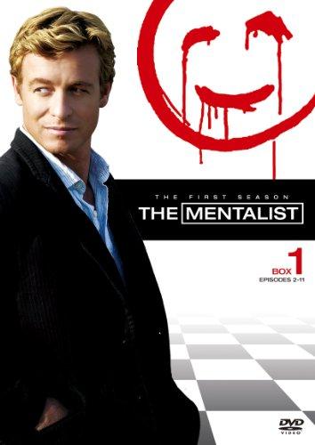 THE MENTALIST / メンタリスト 〈ファースト・シーズン〉コレクターズ・ボックス1 [DVD]