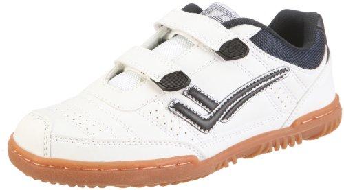 Killtec Control Jr. Velcro 150309, Unisex - Kinder Sportschuhe - Indoor, Weiss (weiß 3), EU 31