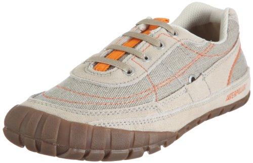Cat Footwear MONDO CANVAS P401458, Unisex - Kinder, Sneaker, Weiss  (HOUNDAWG), EU 36