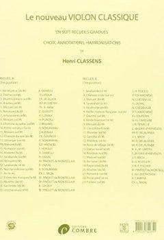 36 Etudes Mélodiques Et Très Faciles Opus 84 - Violon