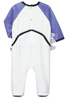 d94bb5e3bdae2 Livres Couvertures de Pyjama bébé velours Don t Panic - Taille - 24 mois (