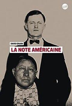 Livres Couvertures de La Note Américaine