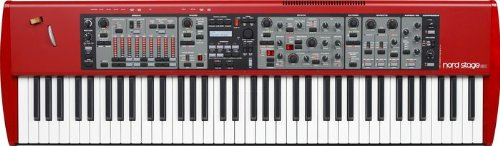 Nord Stage EX 76, 76 Key Stage Piano with Weighted, Hammer-Action Keys (AMS-NSEX76)