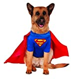Big Dogs Superman Dog Costume, XXX-Large