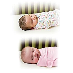 Summer Infant 2 Pack Cotton Knit Swaddleme