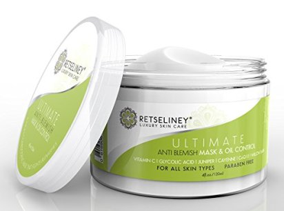 Retseliney Best Acne Face Mask