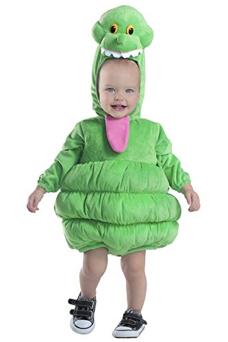 Princess Paradise Baby Boys Ghostbusters Slimer, Green, X-Small