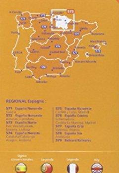 Carte Espagne Telecharger.Telecharger Carte Espagne Nord Pays Basque Michelin Livre Pdf